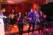 W/ Fusion Events Orchestra @ Bar Italia