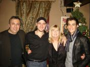 w/ Gabriel Palatchi Trio in Port Perry Ontario